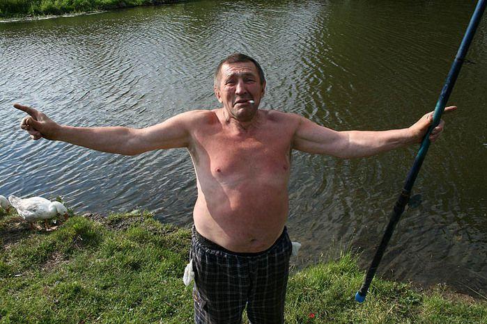 Ribolovačke priče (11 fotografija)