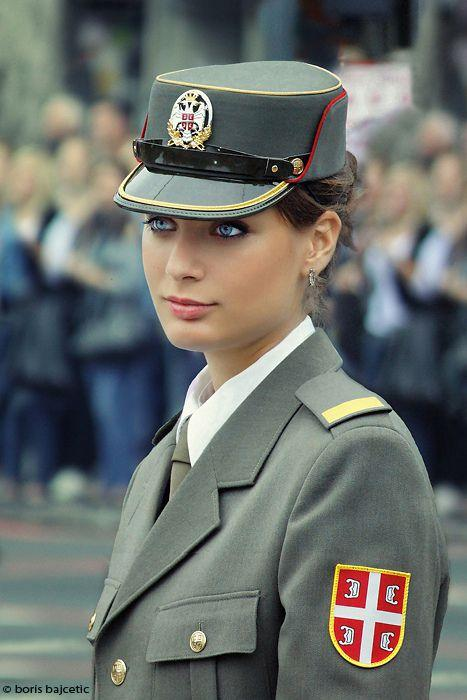 Navy girls in uniforms of the army hd video new - 5 8