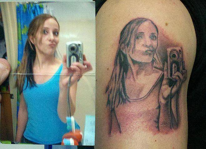приколы про татуировки картинки