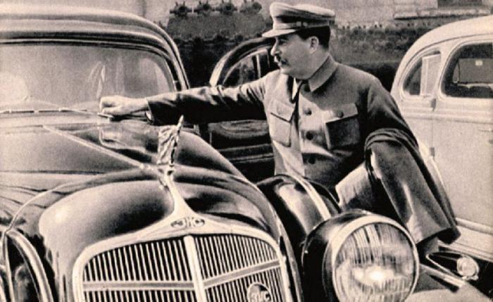 Техника связанная с именем Сталин (9 фото)