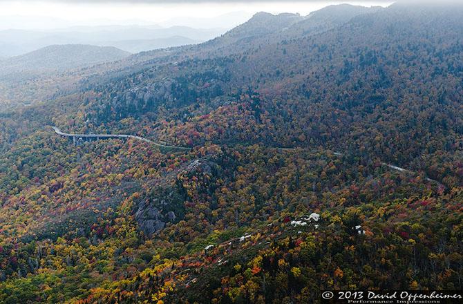 7 культовых автодорог США (20 фото)