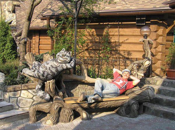 изготовление сказочных скульптур из бетона в оренбурге особенность добавлении сметаны