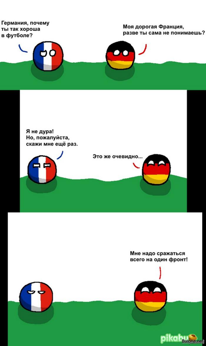 К вопросу о независимости германии