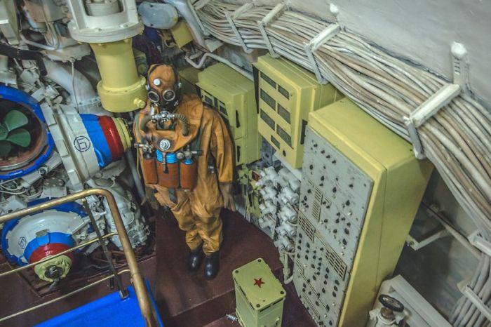 аварийности подводных лодок