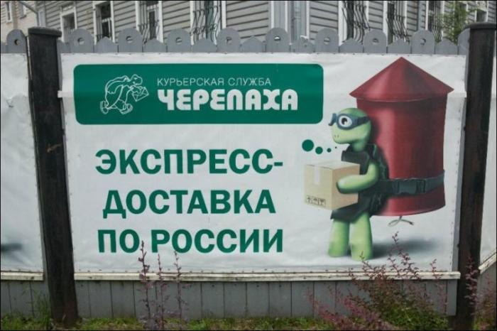 Смешные объявления и надписи (26 фото)