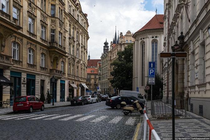 на чешских улицах-ею2