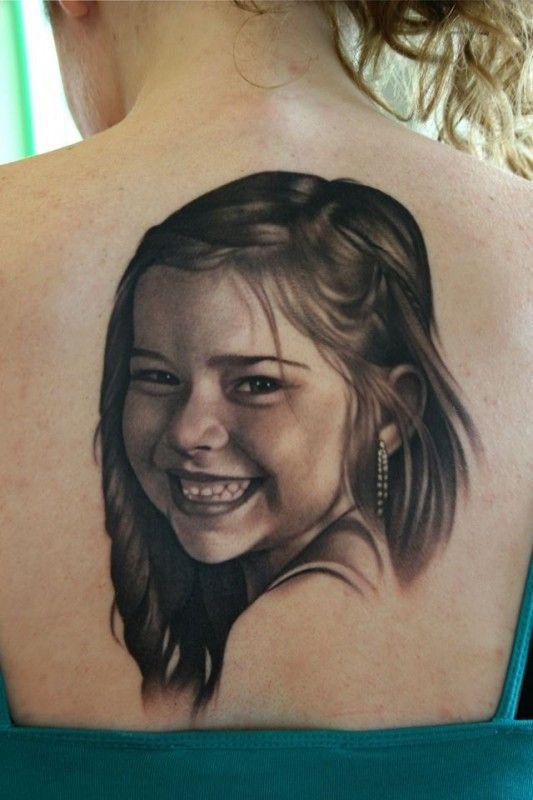 Дети и татуировки (фото) татуировки 25
