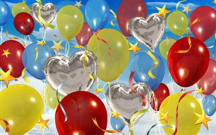 Как сделать праздник ребенку с помощью воздушных шаров? (6 фото)