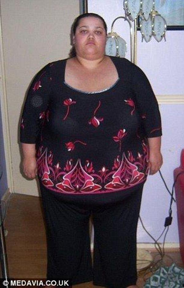 похудела на 12 кг за месяц