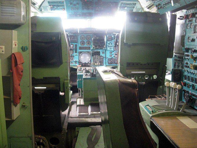 Десять интересных фактов о сверхзвуковом Ту-144 (10 фото+1 видео)