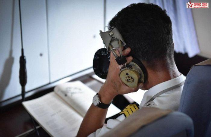 Внутренние авиалинии Северной Кореи: фотоотчет (22 фото)