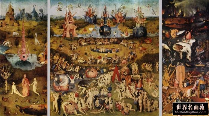 10 жутковатых картин великих художников (12 фото)