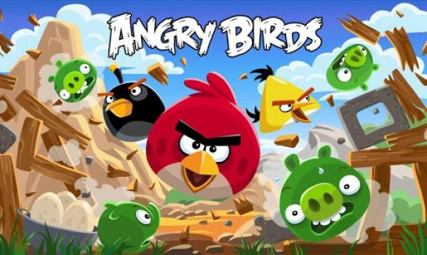 Angry Birds Transformers (5 фото)