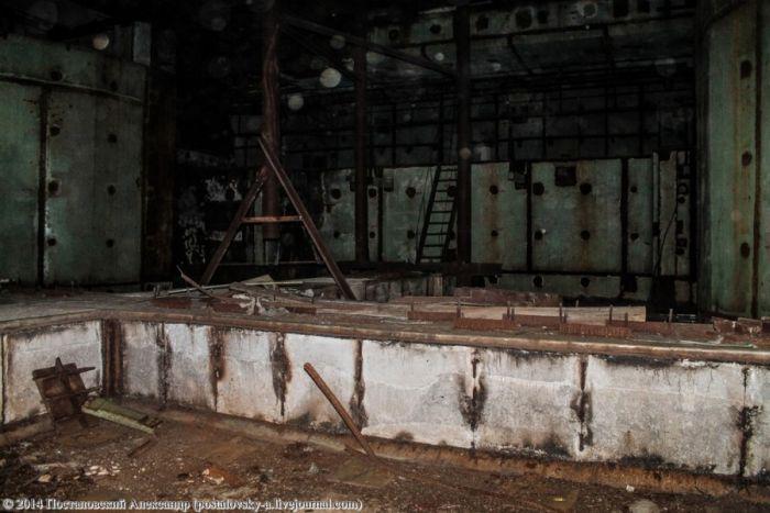 Чернобыль 5 энергоблок