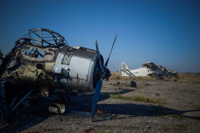 ужас в луганске