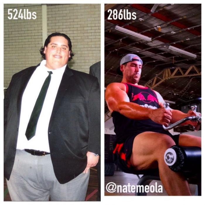 80 с кг похудение