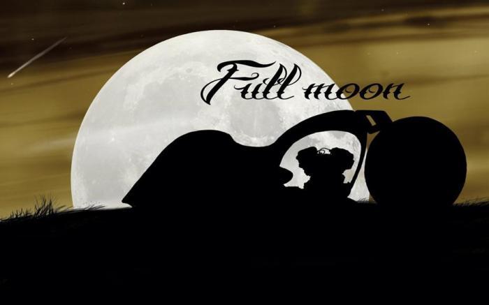 "Концепт мотоцикла Akrapovic ""Full Moon"" (14 фото)"