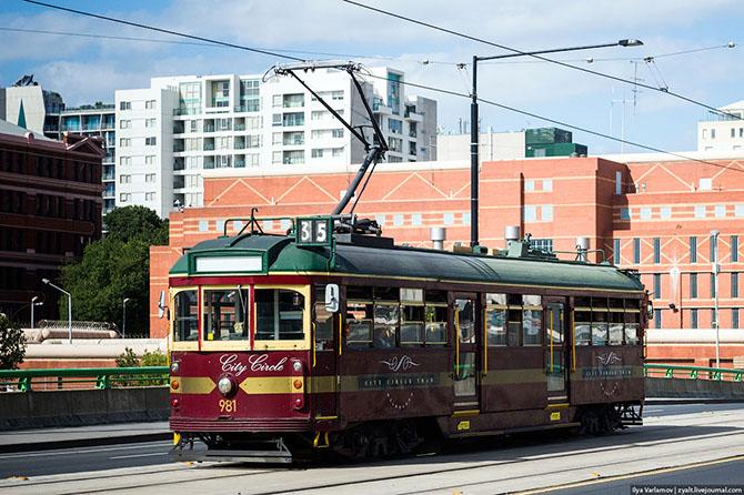 Прогулка по Мельбурну (34 фото)