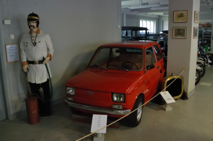 Небольшой финский автомузей (14 фото)