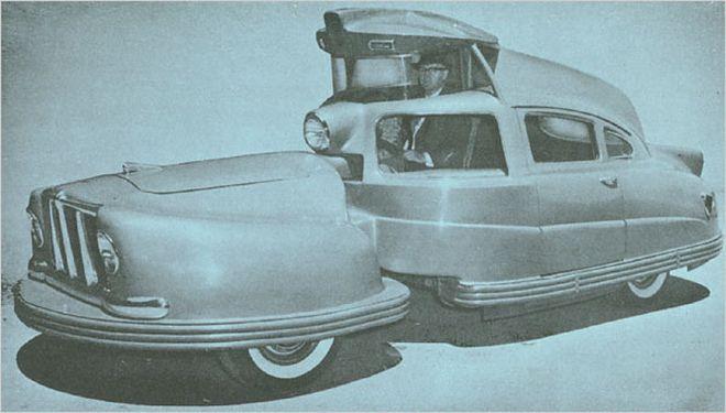 Самый безопасный автомобиль в мире - Sir Vival (12 фото)