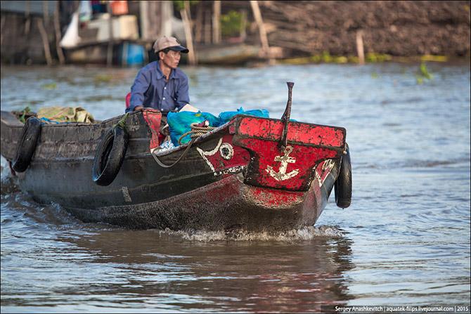 рын для лодки