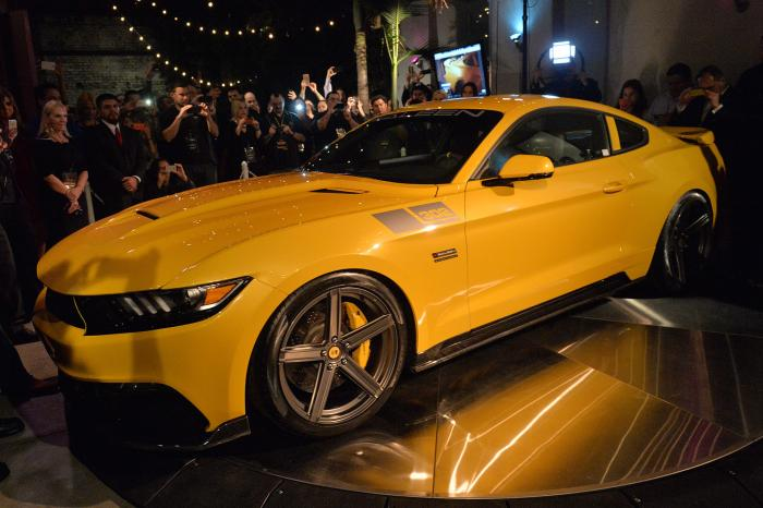 Saleen представил Mustang 302 Black Label (17 фото)
