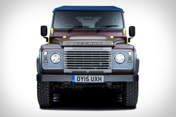 Posebna verzija Land Rover Defender