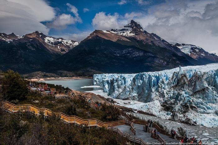 Ледник перито морено 34 фото