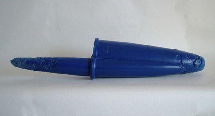 Как сделать колпачок для ручки 819