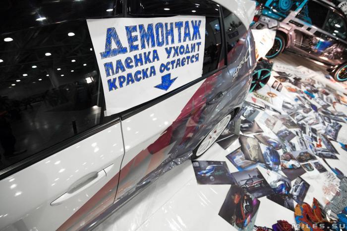 Московское Тюнинг Шоу 2015 (55 фото)