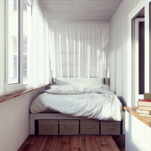 Супер-идеи для идеального балкона (20 фото)
