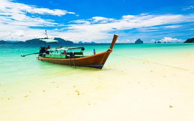 Лучшие тайские острова с девственной природой (13 фото)