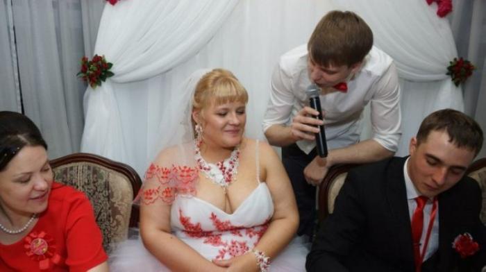 Свадьба - Приколы на. Фото и