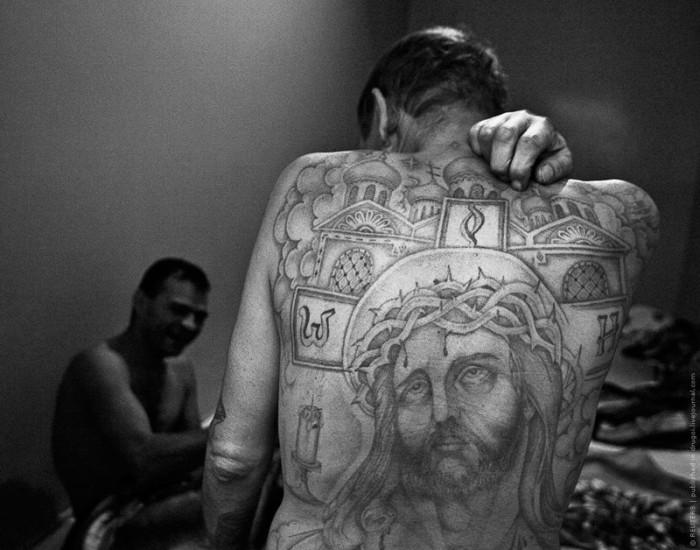 тюремные татуировки картинки