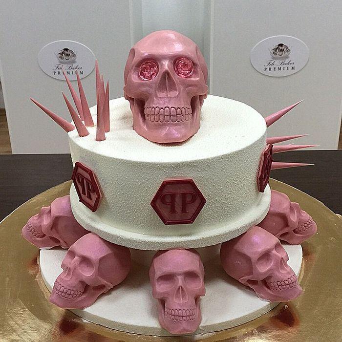 Zapanjujuće torte Renata Agzamova