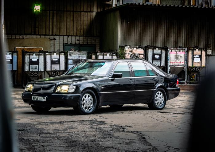Mercedes benz s600 w140 for Mercedes benz s guard for sale