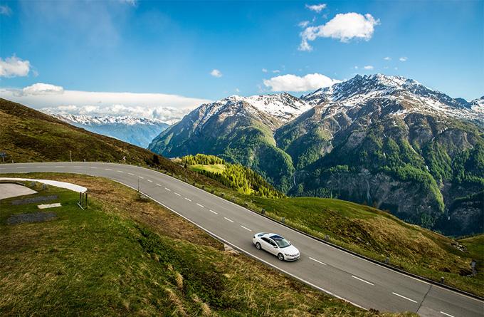 12 великолепных маршрутов для путешествия на машине (12 фото)