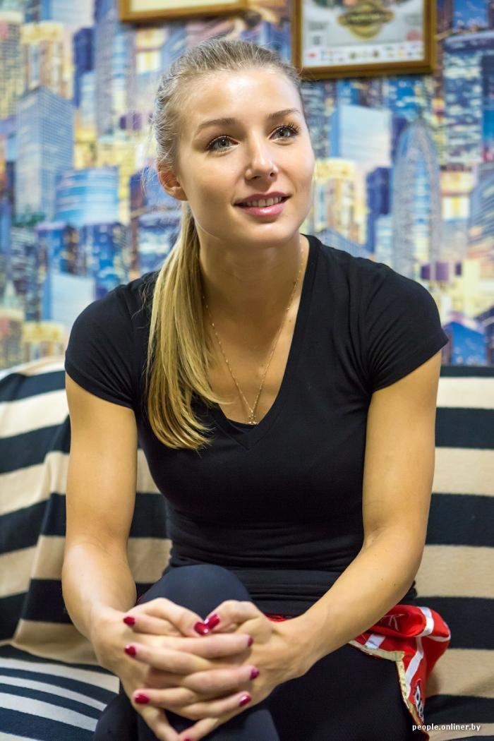 Чемпионка мира по муай тай Екатерина Вандарьева (4 фото)