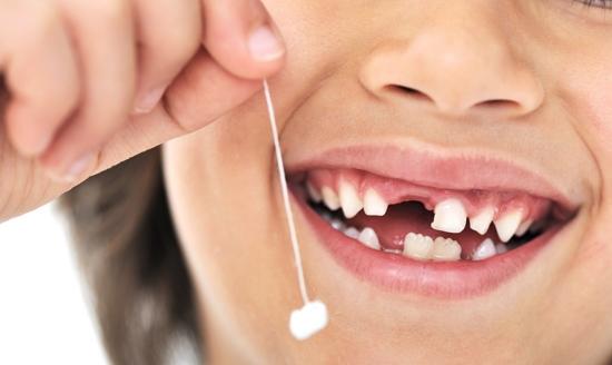 Зуб может вырасти в носу