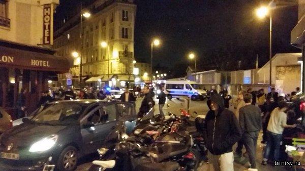 Названо имя возможного организатора терактов в Париже (2 фото)