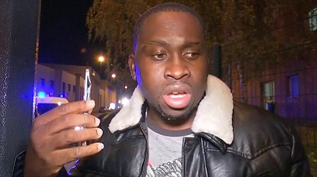 Как парень выжил благодаря смартфону во время взрывов в Париже