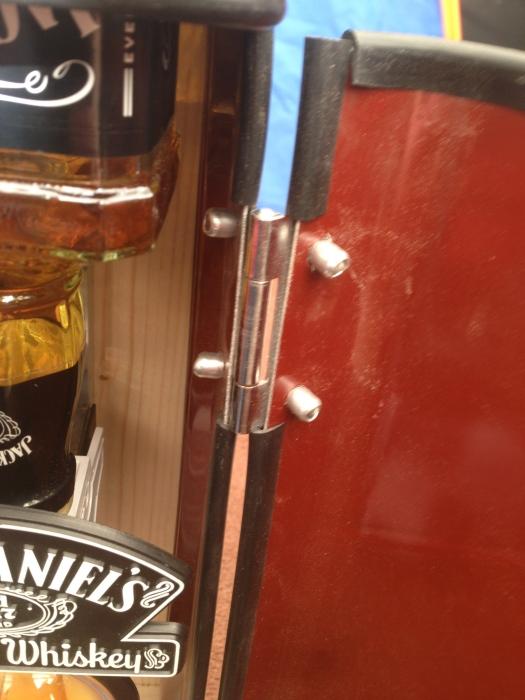 Мини бар из канистры
