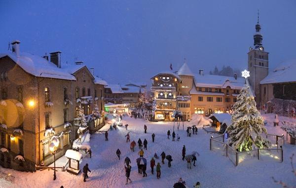 Топ-7 лучших горнолыжных французских курортов (8 фото)