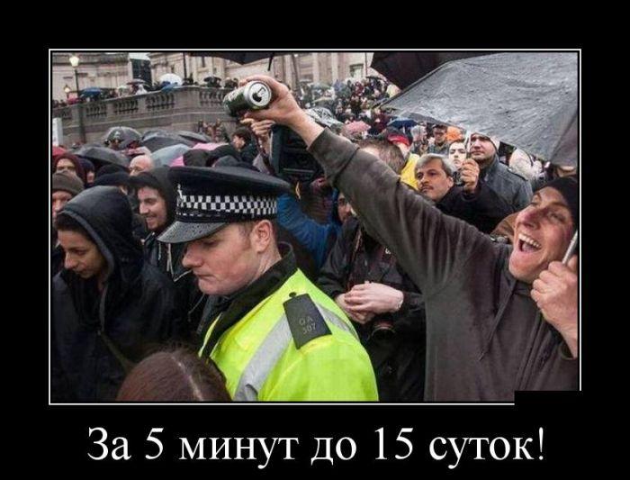 Демотиваторы декабря (30 фото)