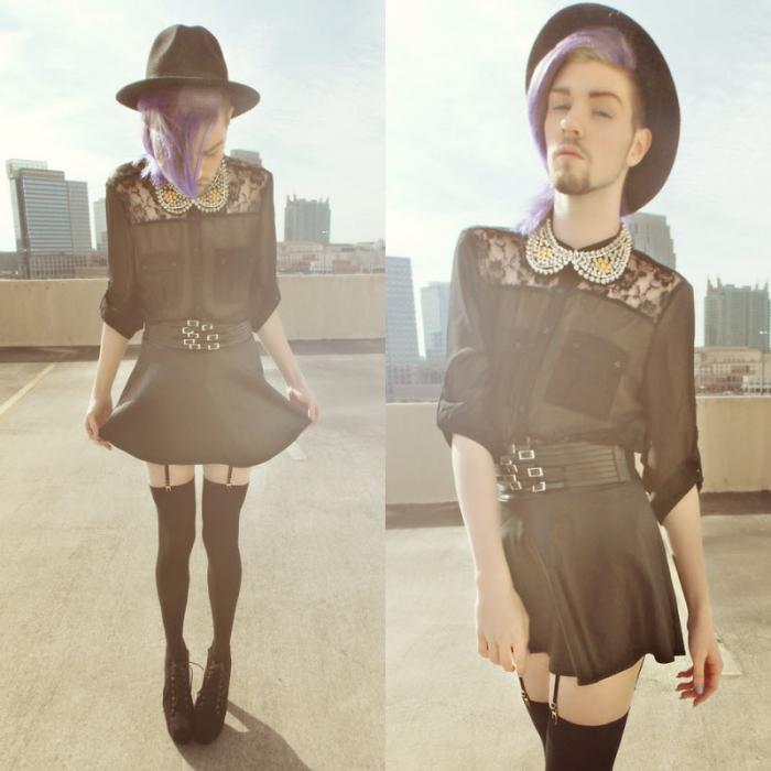 Модный парнишка из США (14 фото)