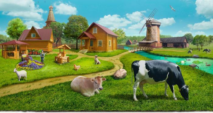 Как создать свое фермерское хозяйство