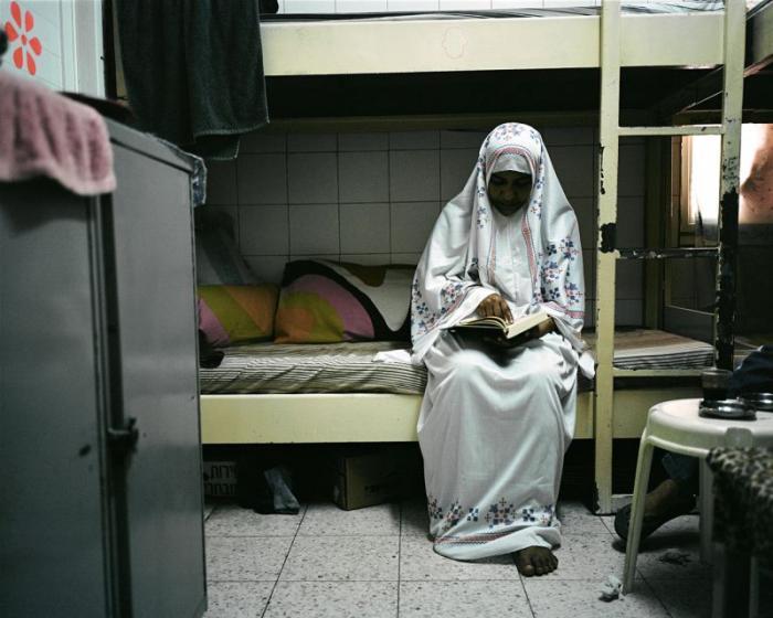 Заключенные единственной в Израиле женской тюрьмы (10 фото)
