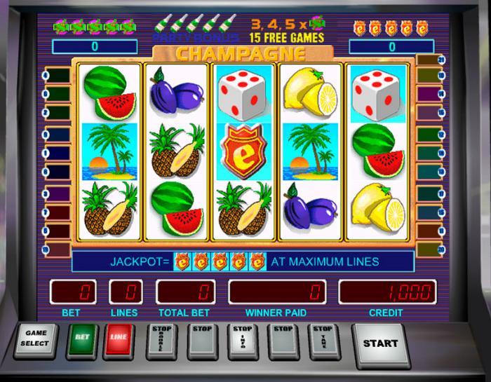 Игровой автомат Черти играть в слот Lucky Drink без