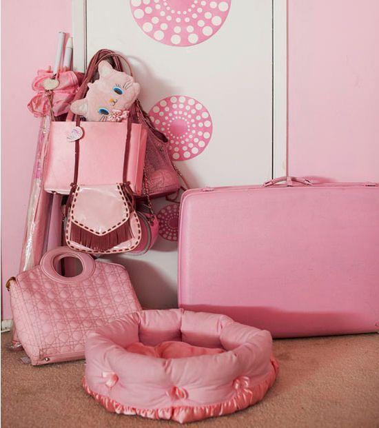 Жизнь в розовом цвете (14 фото)