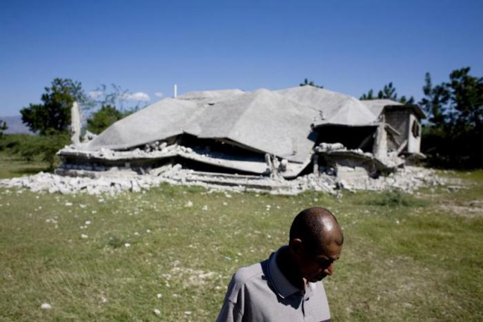 Гаити - глазами очевидца (21 фото)